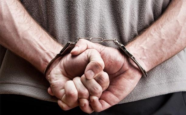 Полицейские задержали похитившего молочные продукты туляка
