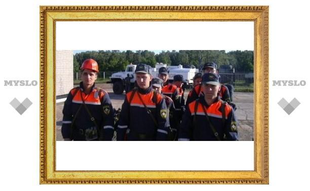 Тульские МЧС объявят учебную тревогу