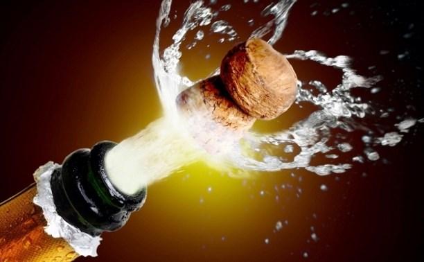 В России введена минимальная розничная цена на шампанское
