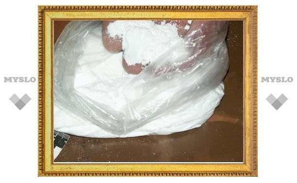 20-летнюю тулячку взяли за наркоторговлю