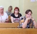 Водитель троллейбуса, сбившая мальчика на ул. Пузакова, дала показания в суде