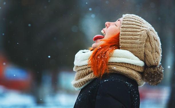 Первый снег. Дождались!