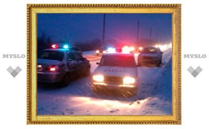 1 января тульские гаишники поймали 50 пьяных водителей!