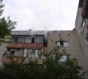 В Туле на улице Токарева горела квартира