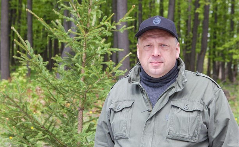 Туляк извинился перед главой Пролетарского округа Сергеем Шестаковым