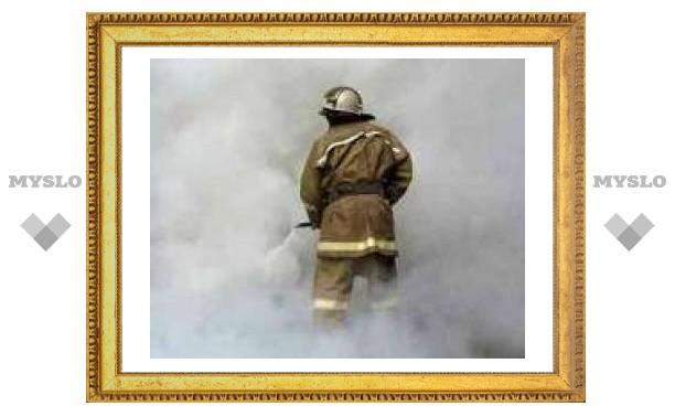 Тульские пожарные едва не погибли