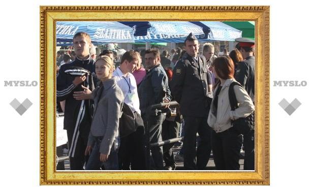 В Туле состоялся фестиваль «Мосты»