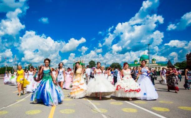Тулячек приглашают поучаствовать в параде невест