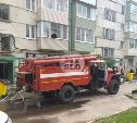 На ул. Санаторной в Туле на пожаре погиб мужчина