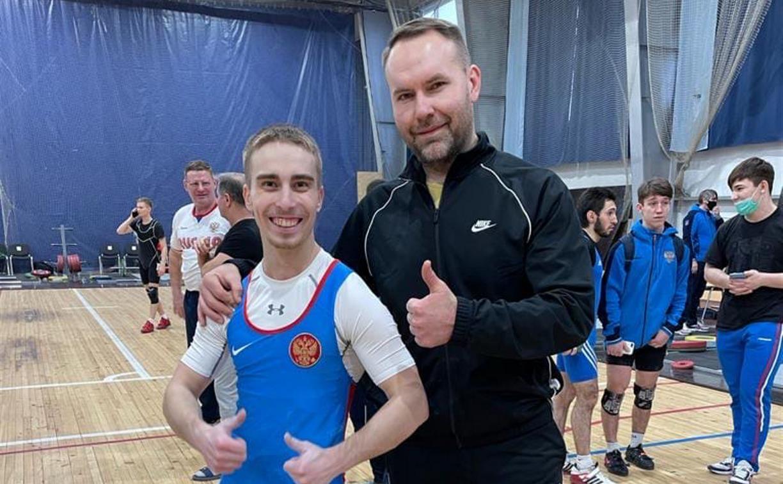 Туляк стал призером Кубка России по тяжелой атлетике
