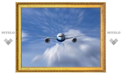 В России выделили частоты для мобильной связи в самолетах