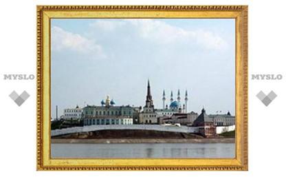 Казань стала третьей столицей России
