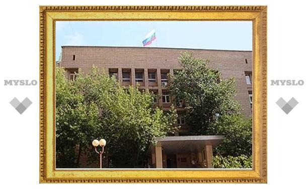 """Бывший чиновник МИДа получил три года условно за """"откат"""""""