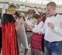 В музее оружия прошёл День знаний для особых детей и подростков