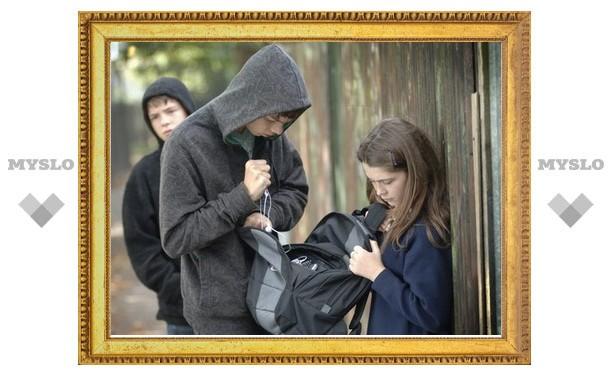 Почему тульские подростки совершают преступления?