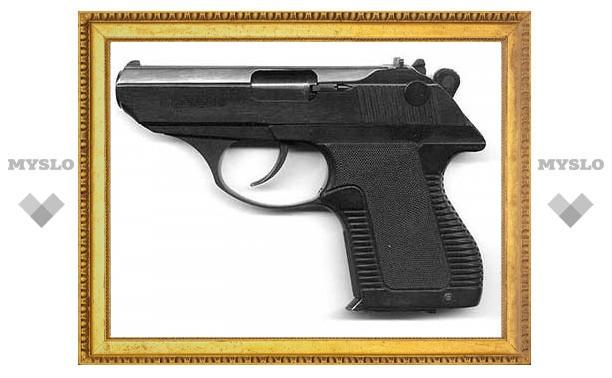 Московского банкира застрелили из тульского пистолета