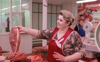 Какое мясо едят туляки?