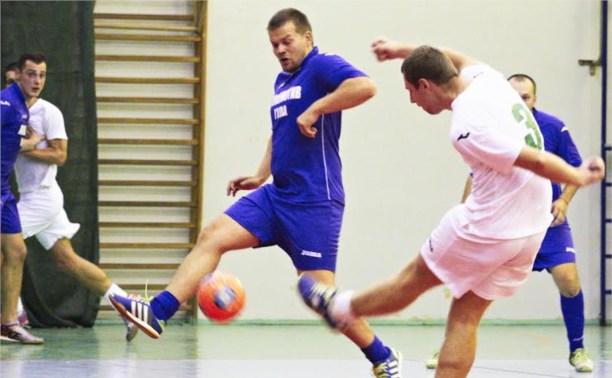 В Туле прошли игры Высшей Лиги ЛЛФ