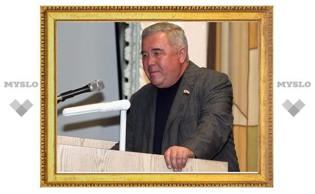 Груздев в Донском устроил «очную ставку» мэра с местными жителями