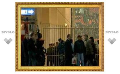 В Москве задержаны более 40 футбольных фанатов