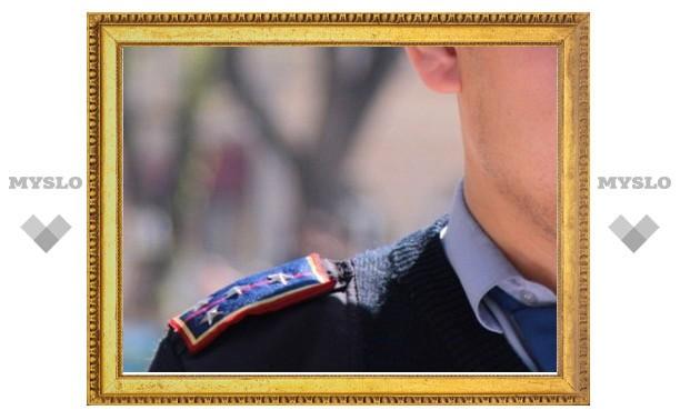 """Тульские полицейские проводят спецоперацию """"Надзор"""""""