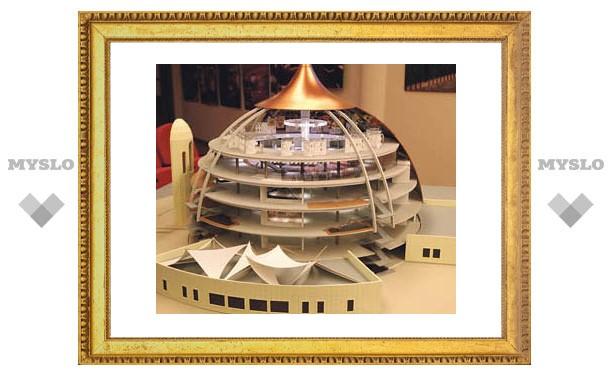 Тульский «шлем» станет лучшим музеем в мире