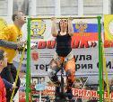 Самые сильные: в Туле прошли соревнования по стритлифтингу