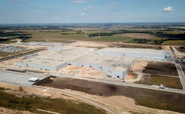 В Тульской области построили автомобильный завод