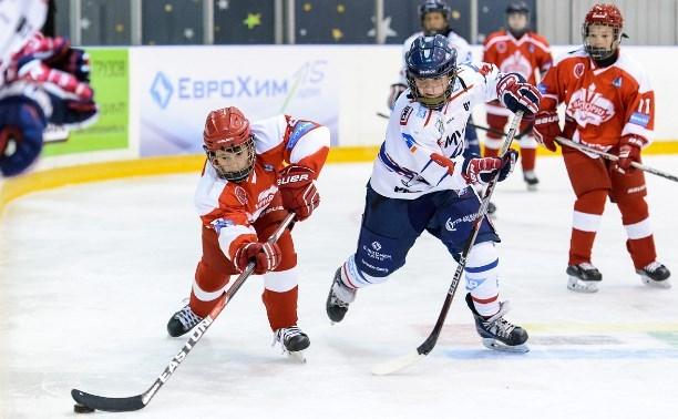 В Тульской области открывается Академия хоккея