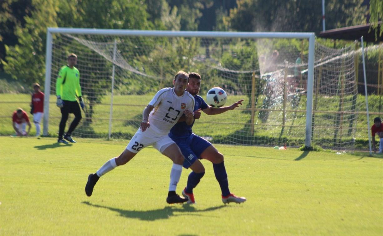 «Арсенал» и боснийский «Железничар» сыграли вничью