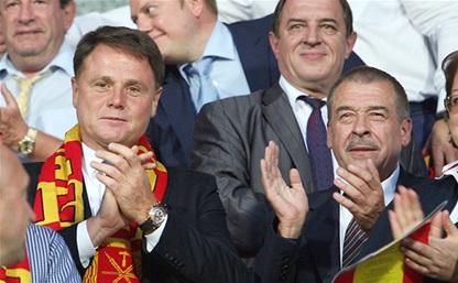 Груздев надеется на выход «Арсенала» в премьер-лигу