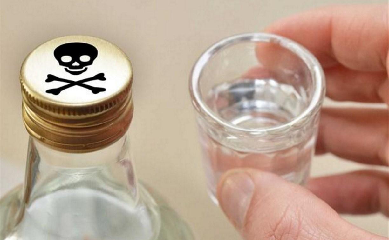 В Тульской области снизилось число смертельных отравлений спиртом
