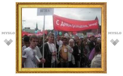 Массовая драка в Москве оказалась студенческим митингом