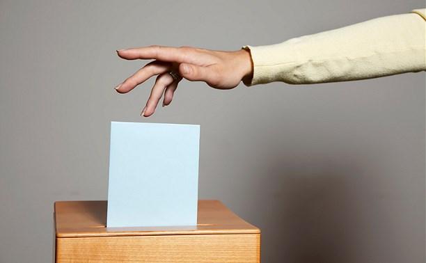 На избирательном участке в ЦО №8 нарушений нет