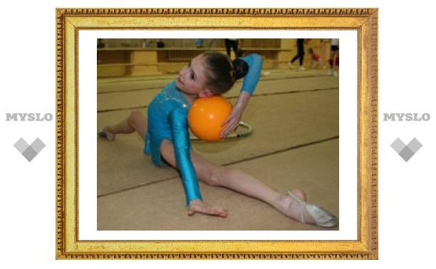 Тульская гимнастка победила в Пскове
