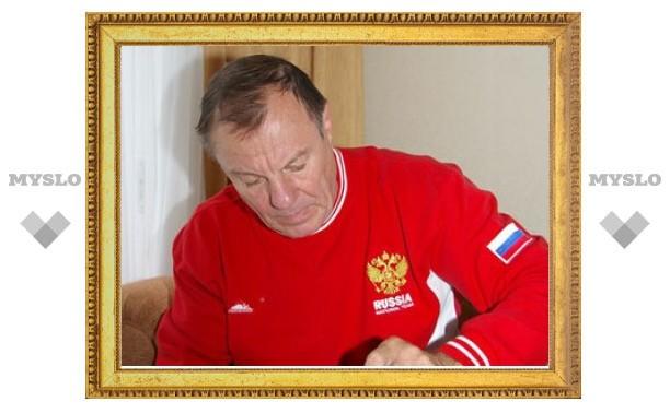 Тренер сборной России по боксу пожаловался на судью чемпионата Европы