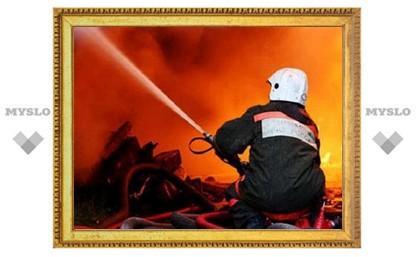 Две тулячки сгорели в Кимовске за три минуты