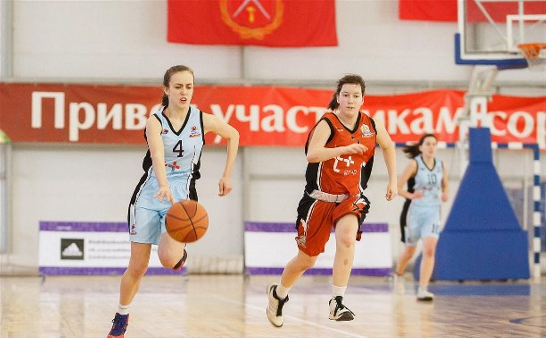 В Туле состоялся праздник школьного баскетбола