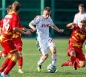 Молодёжка «Арсенала» разгромила сверстников из «Локомотива»