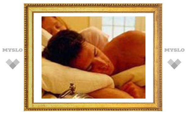 Двуспальные кровати мешают мужчинам думать
