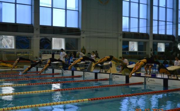 Тульская пловчиха показала лучшее время в предварительном заплыве