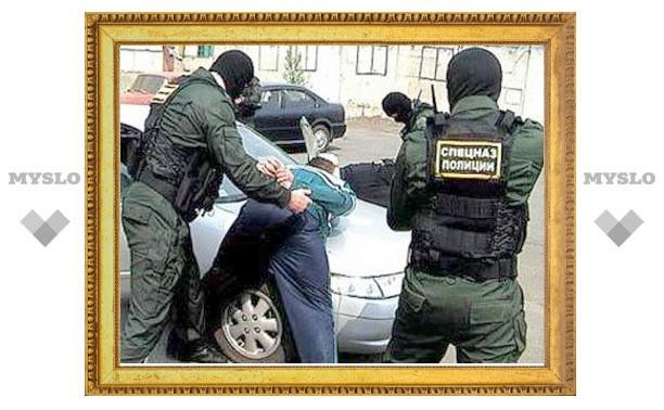 В Туле поймали амфетаминщика
