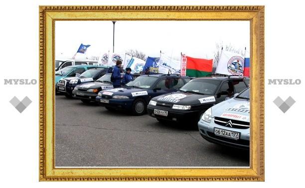 Олимпийские чемпионы приедут в Тулу на своих автомобилях