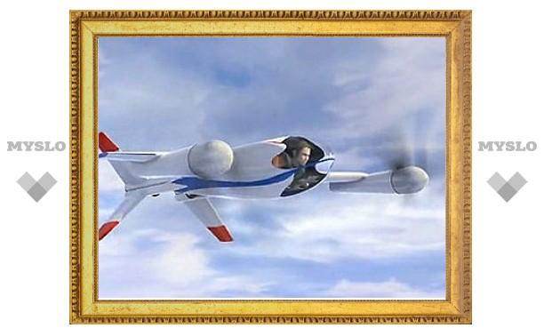 NASA разрабатывает персональные полусамолеты-полувертолеты