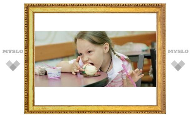 Из тульских магазинов исчезнет мороженое