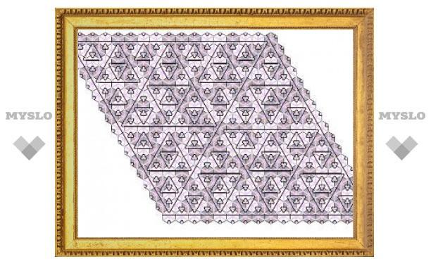 Математики решили задачу одной плитки