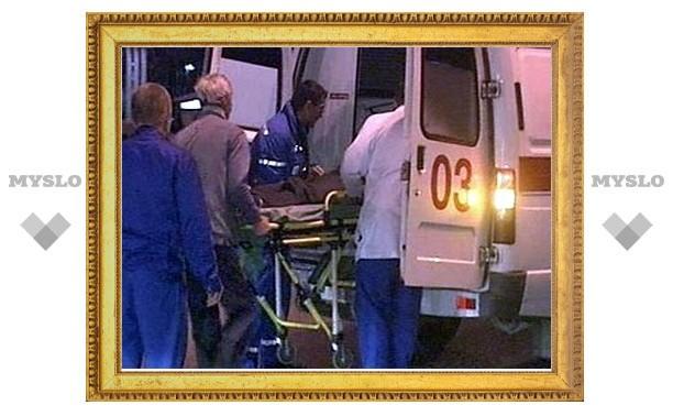 В ДТП под Тулой погибла беременная женщина
