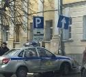 Тульская Росгвардия ищет очевидцев ДТП со служебным автомобилем