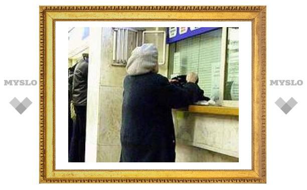 Госдума одобрила повышение пенсий на год вперед