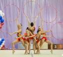 Грациозные гимнастки съехались в Тулу на Всероссийские соревнования: фоторепортаж